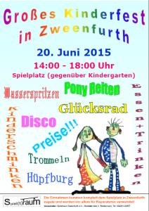 2015 Juli Kinderfest
